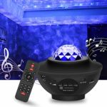 Ambience – Galaxy & Star Projector with Speaker